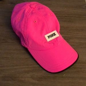 PINK Workout Hat